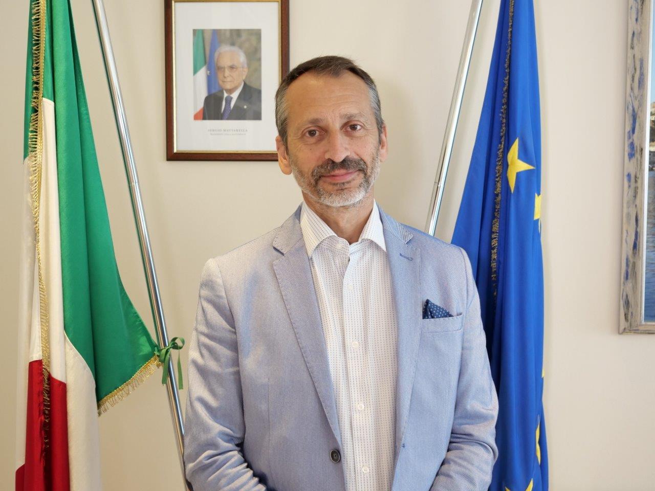 nuovo segretario generale matteo paroli
