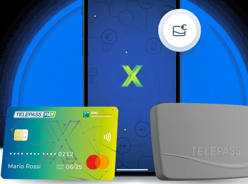 Con Telepass Pay